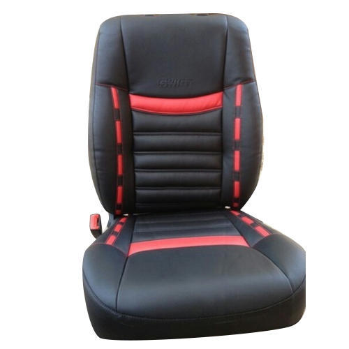 Leather Colored Car Seat Cover