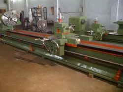 Lathe machine for cement plants