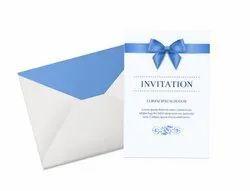 Photo Printing Birthday Program Invitation Card, Size: A5, Automatic Grade: Automatic