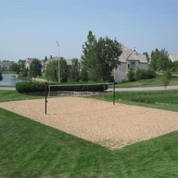 Volley Ball Synthetic Flooring