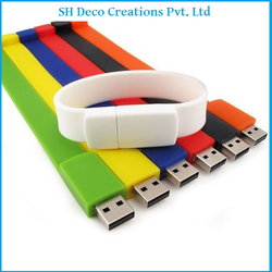 Wrist Band Pen Drives