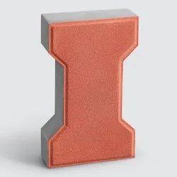 Godrej TUFF 60 mm I-Section Concrete Pavers