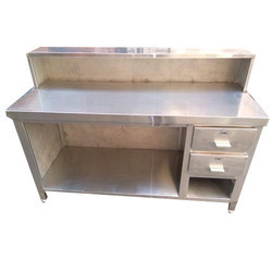 Cash Counter With Drawers And Ohs