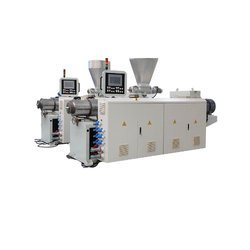 RPVC Single Screw Extruder Conduit RPVC Trunking Plant