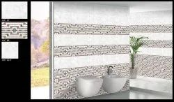 12x18 Inch Designer Bathroom Wall Tiles