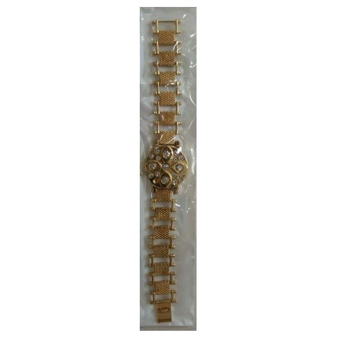 Tanvi Mens Golden Chain Bracelet, Packaging Type: Box