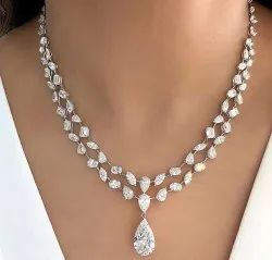 Sparkling Moissanite Jewellery
