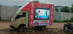 LED Display Roadshow Advertising Service
