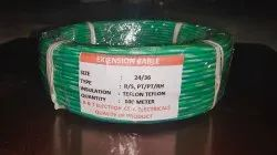 Thermocouple Compensating R Type Teflon Wire
