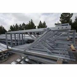 Galvanized Solar Structure