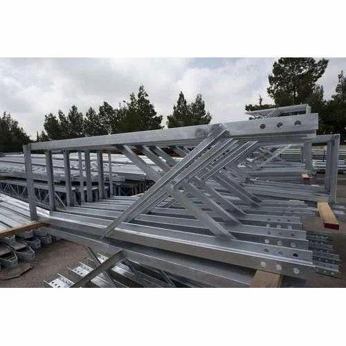 Solar Mounting Structure - Almunium Solar Structure