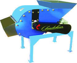 Electric Agriculture Waste Shredder