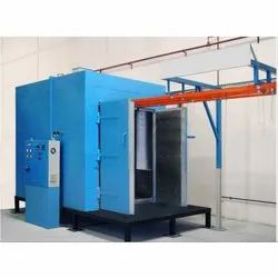 Gelcoat Drying Oven