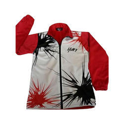 HILL7 M and XL Mens Printed Track Jacket