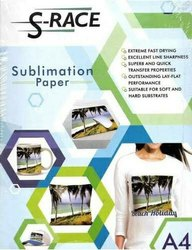 S Race Sublimation Paper