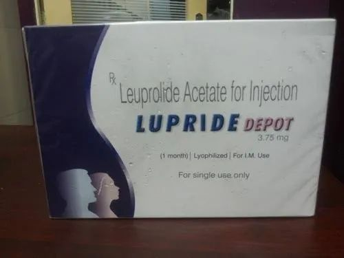 Lupride Depot 3 75 Mg Injection