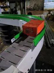 Curved Conveyor - Slat Chain -Polymide