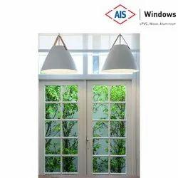 AIS Eco Series uPVC French Window