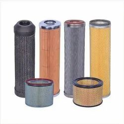 Pleated Paper Filter