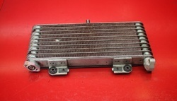 Copper Steel Plate Finned Tube Oil Cooler