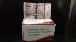 Rabeprazole  20 mg   Domperidone 30 mg
