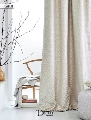 Residential Interiors Curtain Fabric for Upholstery