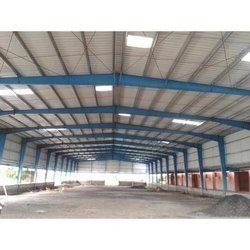 Warehouse Structure Fabrication Services