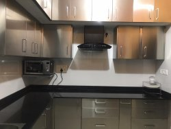 Stainless Steel Kitchen, For Residential, Material Grade: Ss 304