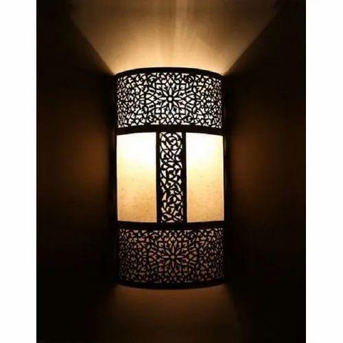 Decorative Moroccan Wall Lamp