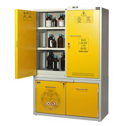 Combined Storage Safety Cabinet