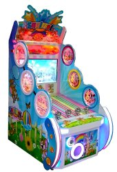 Arcade Game Squirrel 32