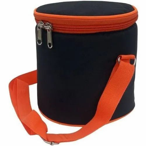 Updesh Sports Polyester Zipper Tiffin Box Bag