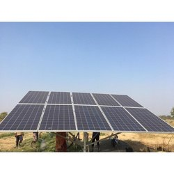 Solar AC Water Pump