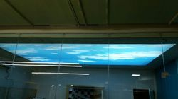 Translucent Stretch Ceiling