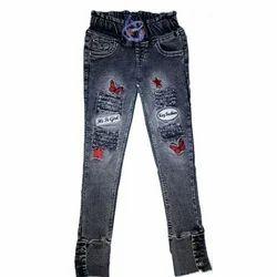 Female Ladies Jeans, Waist Size: 32