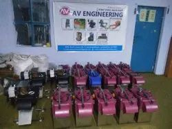 Semi Automatic Commercial Vegetable Cutting Machine
