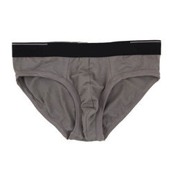 Cotton Mens Plain Brief