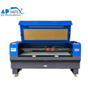 API 1390 Camera On Head Fabric Laser Cutting Machine