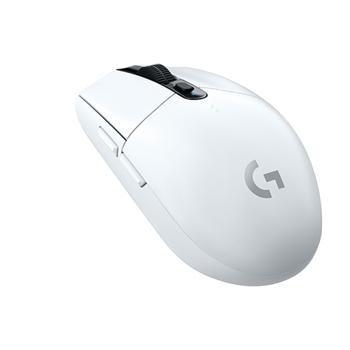 Logitech G305 LIGHTSPEED Wireless Gaming Mouse With White Color ...
