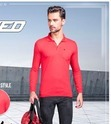 Mens Long Sleeve Pocket T Shirt