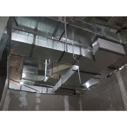 JSW GI Ducting For HVAC System for Commercial
