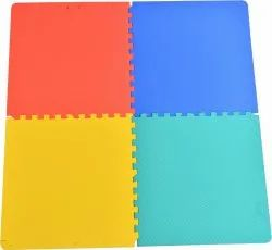 Multicolor Eva Mat ( Set Of 4 Pcs )