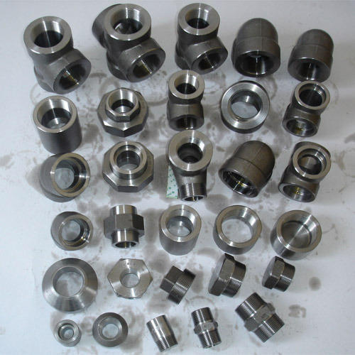 nickel copper forged fittings inch