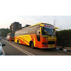 Luxury AC Bus Rental Services