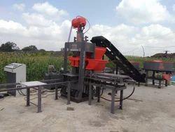 Vibro Press Fly Ash Bricks Making Machine