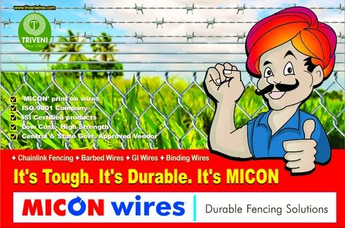 Micon Barbed Wire