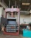 Waste Cotton Baling Machine