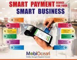 mobiocean Wifi GPRS POS Card Swipe Machine