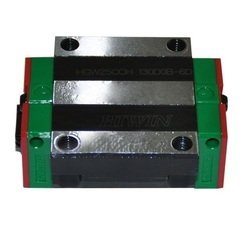 HGW 25 Linear Guide Block With Flange