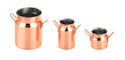 Copper Coated Milk Churn